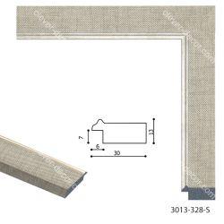 193028 Багет пластиковый 3013-328-S - Модульная картины, Репродукции, Декоративные панно, Декор стен