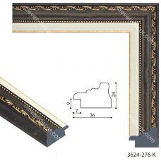 Картина на холсте по фото Модульные картины Печать портретов на холсте 193077 Багет пластиковый 3624-276-K