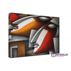 Вдохновение - Модульная картины, Репродукции, Декоративные панно, Декор стен