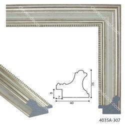 194021 Багет пластиковый 4035A-307 - Модульная картины, Репродукции, Декоративные панно, Декор стен