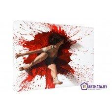 Картина на холсте по фото Модульные картины Печать портретов на холсте DeAngelo_001