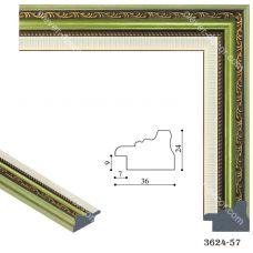 Картина на холсте по фото Модульные картины Печать портретов на холсте 193015 Багет пластиковый 3624-57