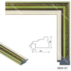 193015 Багет пластиковый 3624-57 - Модульная картины, Репродукции, Декоративные панно, Декор стен