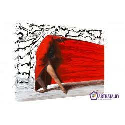 DeAngelo_003 - Модульная картины, Репродукции, Декоративные панно, Декор стен