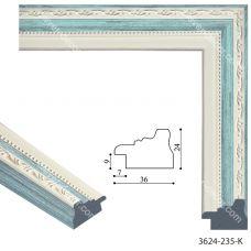 Картина на холсте по фото Модульные картины Печать портретов на холсте 193075 Багет пластиковый 3624-235-K-S