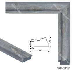 193056 Багет пластиковый 3920-277-K - Модульная картины, Репродукции, Декоративные панно, Декор стен