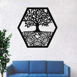 """Панно """" Древо Мандала"""" - Модульная картины, Репродукции, Декоративные панно, Декор стен"""