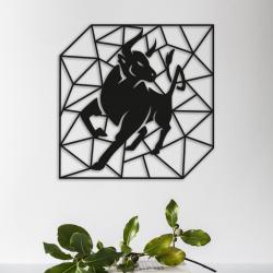 """Панно """"Бык"""" - Модульная картины, Репродукции, Декоративные панно, Декор стен"""
