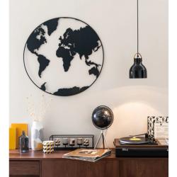 """Панно """"Земной шар"""" - Модульная картины, Репродукции, Декоративные панно, Декор стен"""