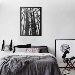 """Панно """"Лесной массив"""" - Модульная картины, Репродукции, Декоративные панно, Декор стен"""