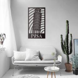 """Панно """"Пизанская башня"""" - Модульная картины, Репродукции, Декоративные панно, Декор стен"""