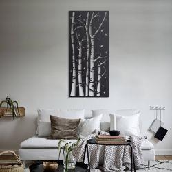 """Панно """"Березки"""" - Модульная картины, Репродукции, Декоративные панно, Декор стен"""