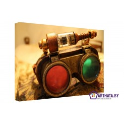 Фото на холсте Печать картин Репродукции и портреты - Стерео-очки