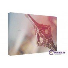 Картина на холсте по фото Модульные картины Печать портретов на холсте Маленький Париж