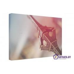 Фото на холсте Печать картин Репродукции и портреты - Маленький Париж