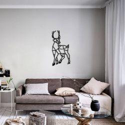 """Панно """"Горный козел"""" - Модульная картины, Репродукции, Декоративные панно, Декор стен"""