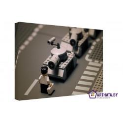 Фото на холсте Печать картин Репродукции и портреты - Лего-парад