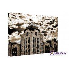Картина на холсте по фото Модульные картины Печать портретов на холсте Под небом