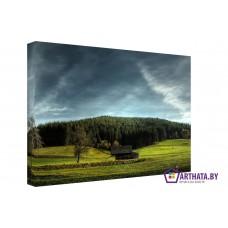 Картина на холсте по фото Модульные картины Печать портретов на холсте Одиночество