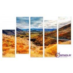 Фото на холсте Печать картин Репродукции и портреты - Осень в горах