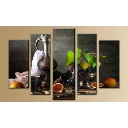 Модульная картина 5m-886 - Модульная картины, Репродукции, Декоративные панно, Декор стен