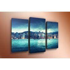 Картина на холсте по фото Модульные картины Печать портретов на холсте Модульная картина на стекле - m-000119