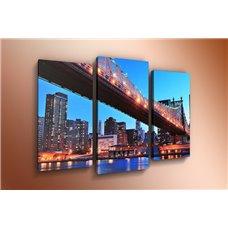 Картина на холсте по фото Модульные картины Печать портретов на холсте Модульная картина на стекле - m-000007