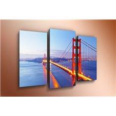 Картина на холсте по фото Модульные картины Печать портретов на холсте Модульная картина на стекле - m-000108