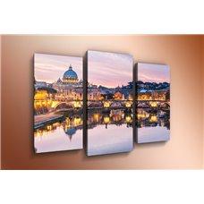 Картина на холсте по фото Модульные картины Печать портретов на холсте Модульная картина на стекле - m-000109