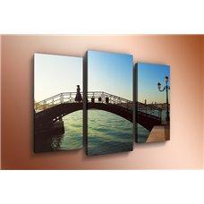 Картина на холсте по фото Модульные картины Печать портретов на холсте Модульная картина на стекле - m-000110