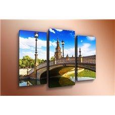 Картина на холсте по фото Модульные картины Печать портретов на холсте Модульная картина на стекле - m-000112