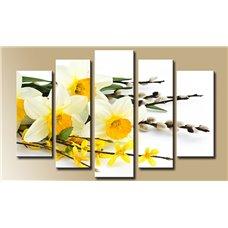 Картина на холсте по фото Модульные картины Печать портретов на холсте Модульная картина на стекле - 5m-009