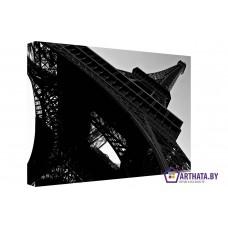 Картина на холсте по фото Модульные картины Печать портретов на холсте Эйфель