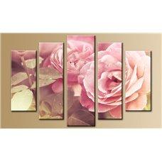 Картина на холсте по фото Модульные картины Печать портретов на холсте Модульная картина на стекле - 5m-012