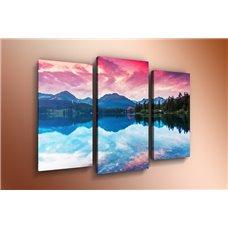 Картина на холсте по фото Модульные картины Печать портретов на холсте Модульная картина на стекле - m-000117