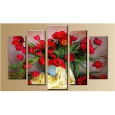 Картина на холсте по фото Модульные картины Печать портретов на холсте Модульная картина на стекле - 5m-013