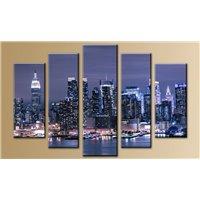 Модульная картина на стекле - 5m-022