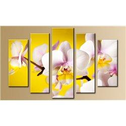 Модульная картина на стекле - 5m-029 - Модульная картины, Репродукции, Декоративные панно, Декор стен