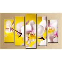 Модульная картина на стекле - 5m-029