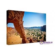 Картина на холсте по фото Модульные картины Печать портретов на холсте Аризонский крик