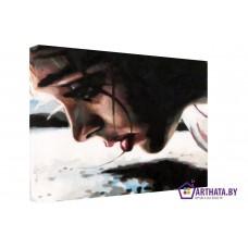 Картина на холсте по фото Модульные картины Печать портретов на холсте Жажда