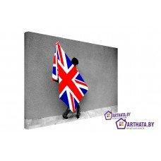 Картина на холсте по фото Модульные картины Печать портретов на холсте Цвета Великобритании