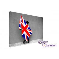 Фото на холсте Печать картин Репродукции и портреты - Цвета Великобритании