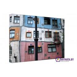 Цветные стены - Модульная картины, Репродукции, Декоративные панно, Декор стен
