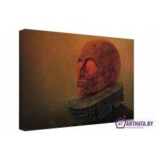 Картина на холсте по фото Модульные картины Печать портретов на холсте Гамлет
