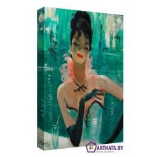 Картина на холсте по фото Модульные картины Печать портретов на холсте Gabriel_Domerji_001