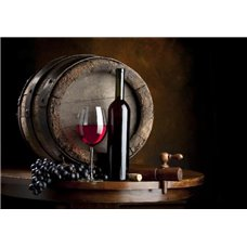 Картина на холсте по фото Модульные картины Печать портретов на холсте Вино - Фотообои Еда и напитки напитки