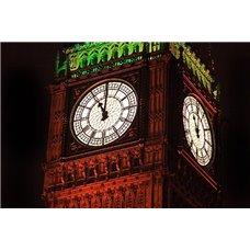 Картина на холсте по фото Модульные картины Печать портретов на холсте Часы Биг Бена - Фотообои архитектура|Лондон