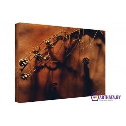 Сосновые шишки - Модульная картины, Репродукции, Декоративные панно, Декор стен