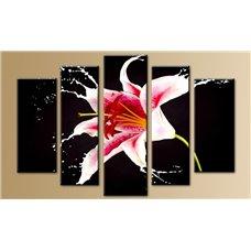 Картина на холсте по фото Модульные картины Печать портретов на холсте Модульная картина на холсте - 5m-750